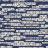 dutch sky blue rug