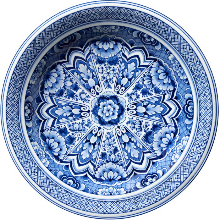 Marcel_Wanders_Delft_Blue_Rug_350round