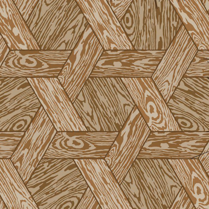 studio-job_hexagon-brown_repeat