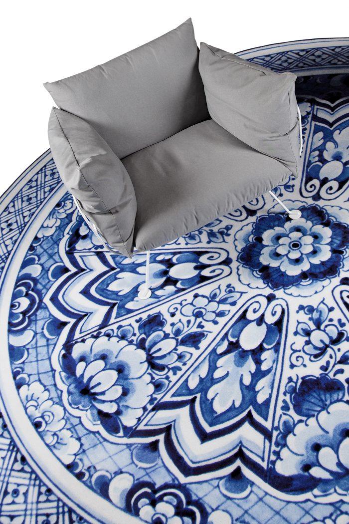 Rug Delft Blue S160002 gi 5
