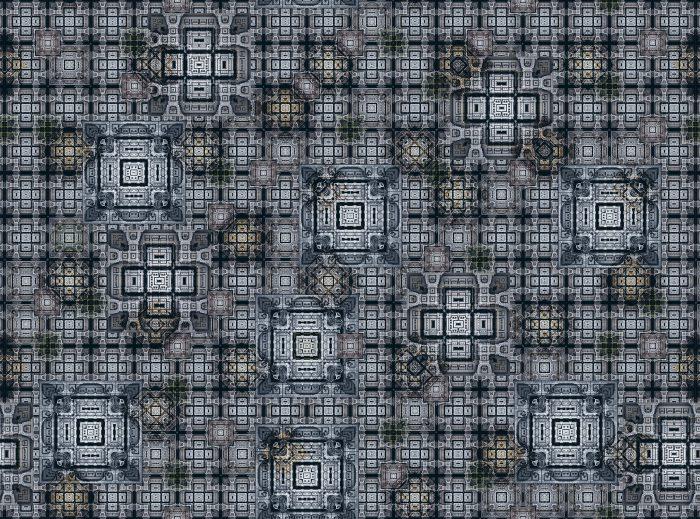 S.F.M. #078 Black & White-Marcel Wanders (bl)
