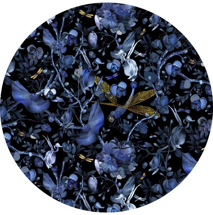 Biophillia 250 Blue black