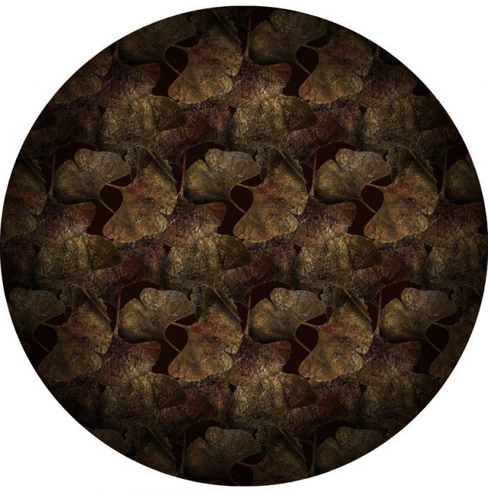 Ginko Leaf Rust 250