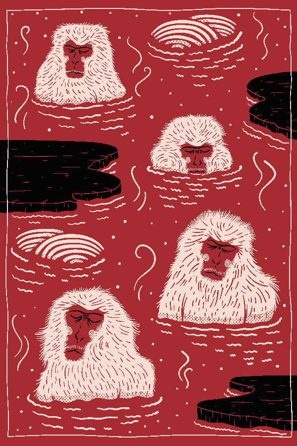 Moooi Carpet Monkey