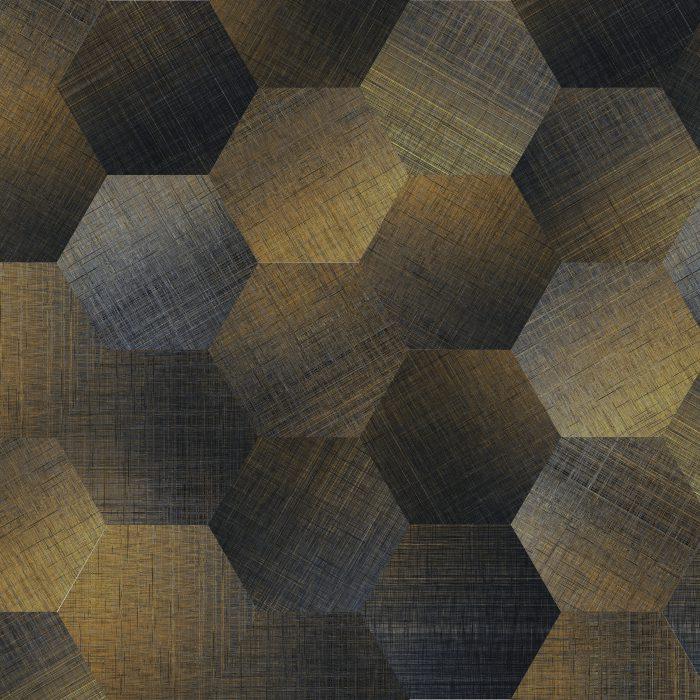 Tiles Canvas Shangtung Hexagon