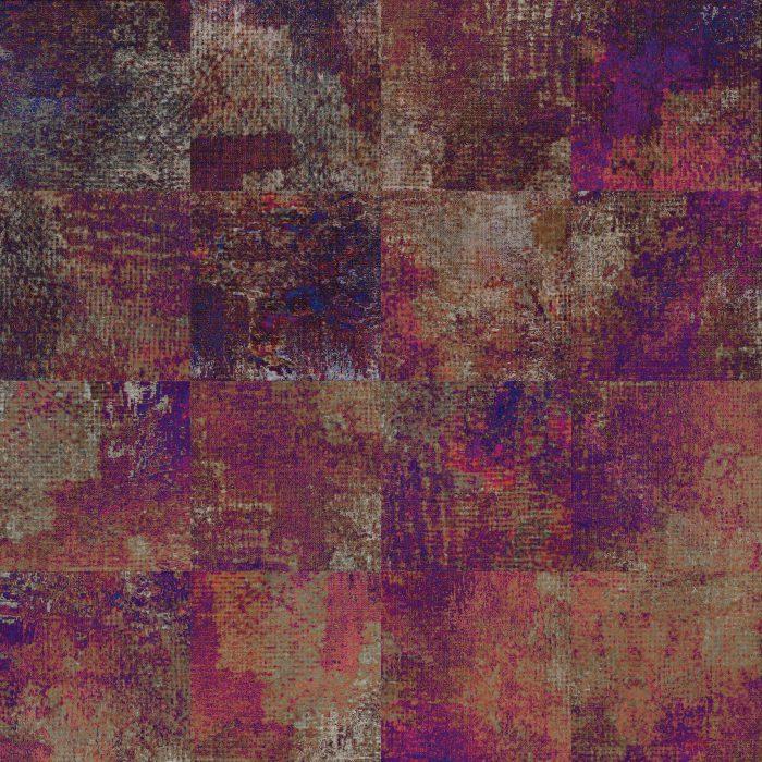 Tiles Erosion Rhodonite