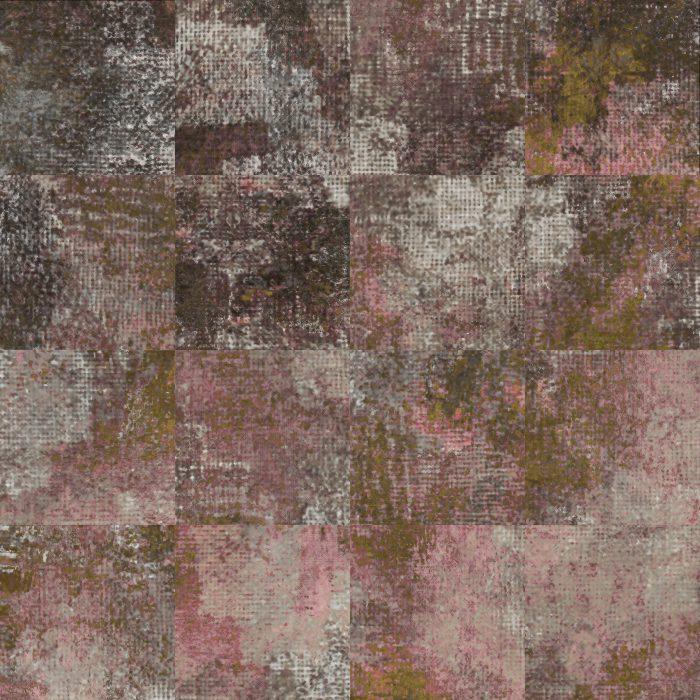 Tiles Erosion RoseGold