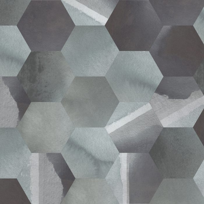 Tiles Horizon Fog Hexagon