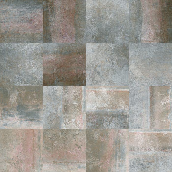 Tiles Morning Asphalt