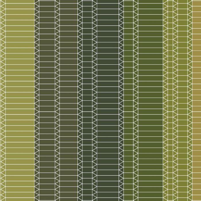 Zig Zag green by Edward van Vliet 207×207-72dpi